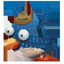 Синяя птица в игре New-Birds