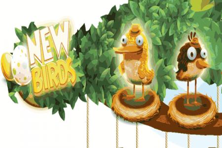 New-Birds игра с выводом реальных денег