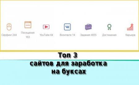 Топ 3 сайта для заработка на буксах которые платят деньги