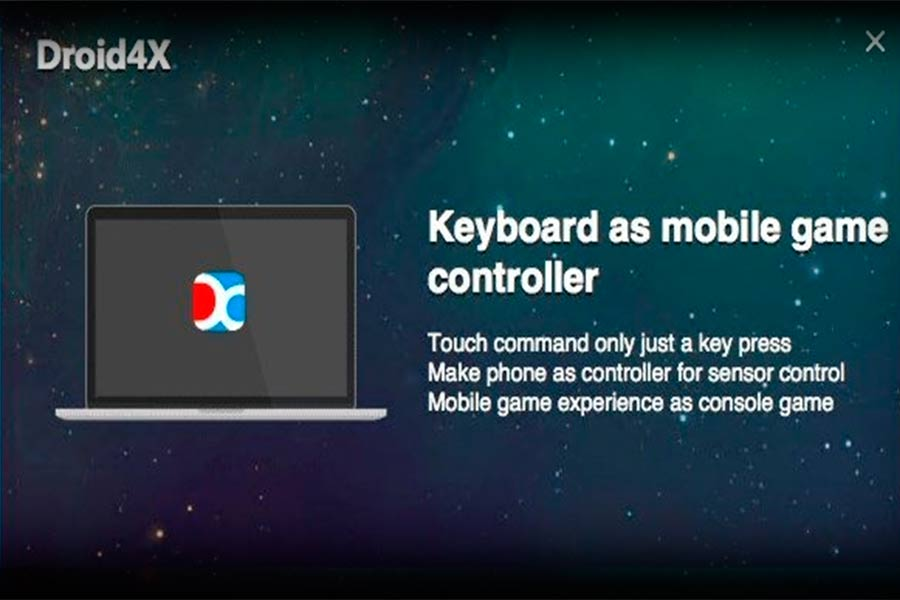Droid4X эмулятор для запуска Android игр на ПК